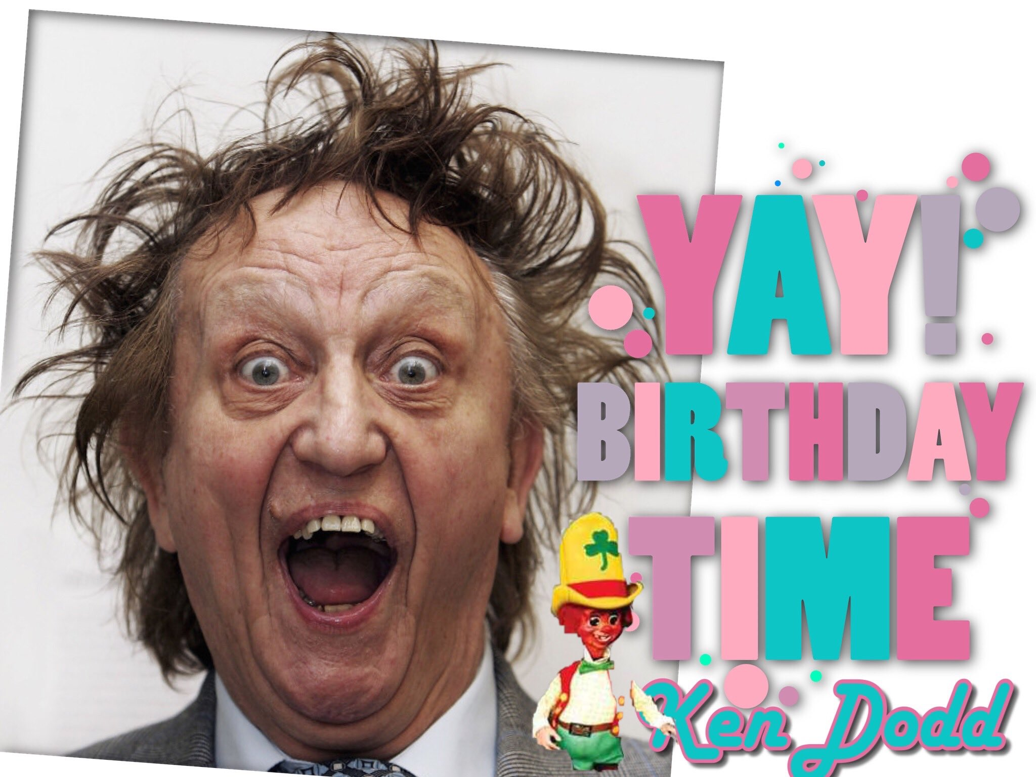 Happy Birthday Ken Dodd, Richard Stoker, Jim Redman, Matthew Rhys, Joe Cole, Richard Curtis, Norman Lloyd & Roy Wood