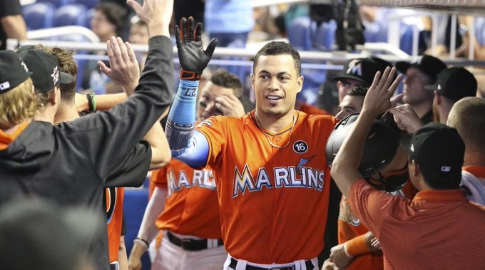 Happy Birthday! Giancarlo Stanton