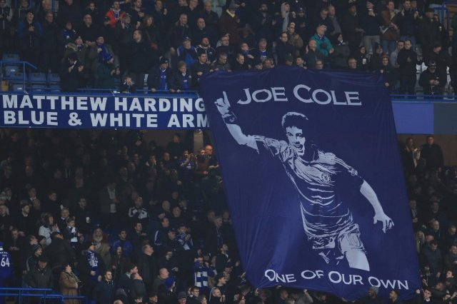 Happy Birthday to u Joe Cole with so much respects you\re the best player.