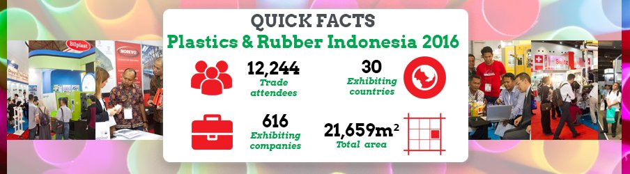 test Twitter Media - 1 week to go until Plastics & Rubber Indonesia 2017! Here's how the 2016 edition went: https://t.co/q6Oq0upFbU
