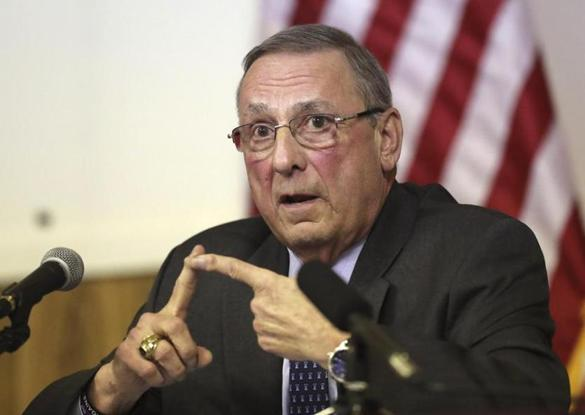 Maine, in a rebuke to Paul LePage, votes to expand Medicaid