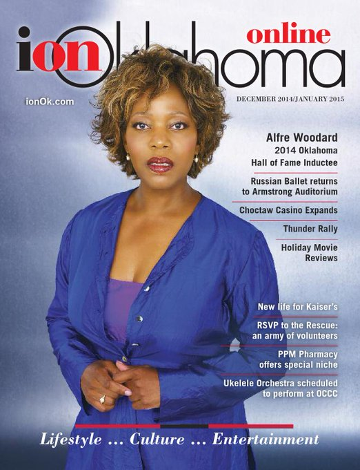 Happy birthday to actress and native Alfre Woodard!