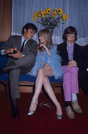 This picture always makes laugh for some reason. Happy birthday Alain Delon.