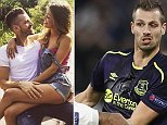 Morgan Schneiderlin\s wife wishes him happy birthday