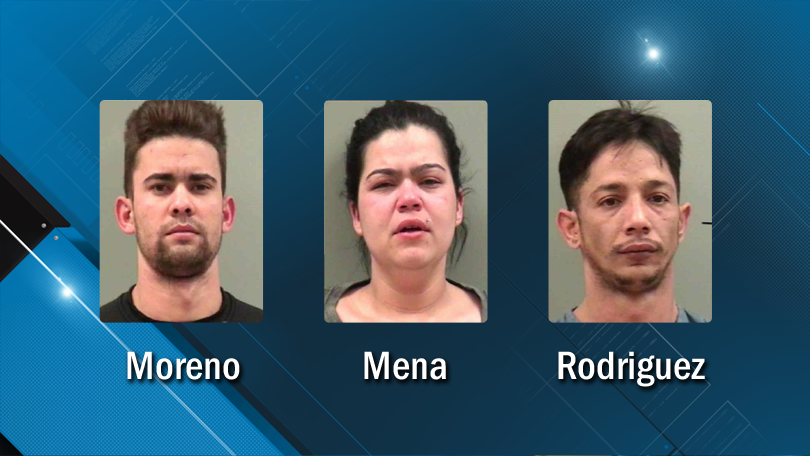 3 plead guilty to using stolen IDs, account numbers