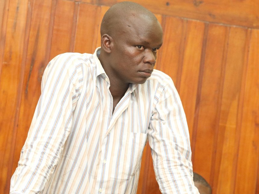 Mombasa cop charged with passenger's murder during chase