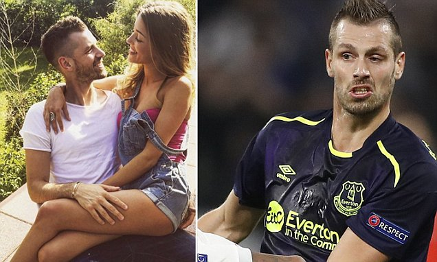 Morgan Schneiderlin \s wife wishes him happy birthday