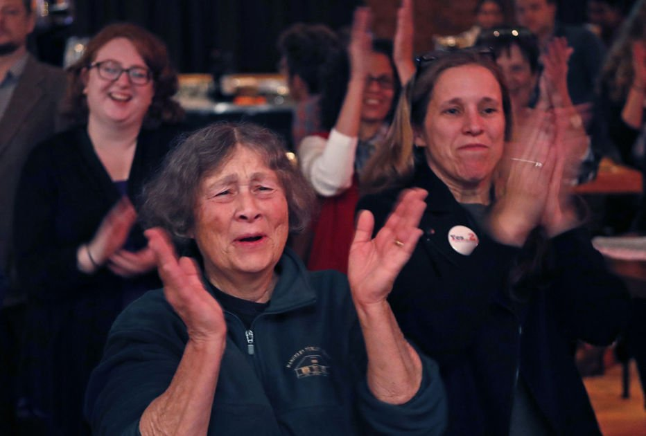 Maine OKs Medicaid expansion in first-of-its-kind referendum