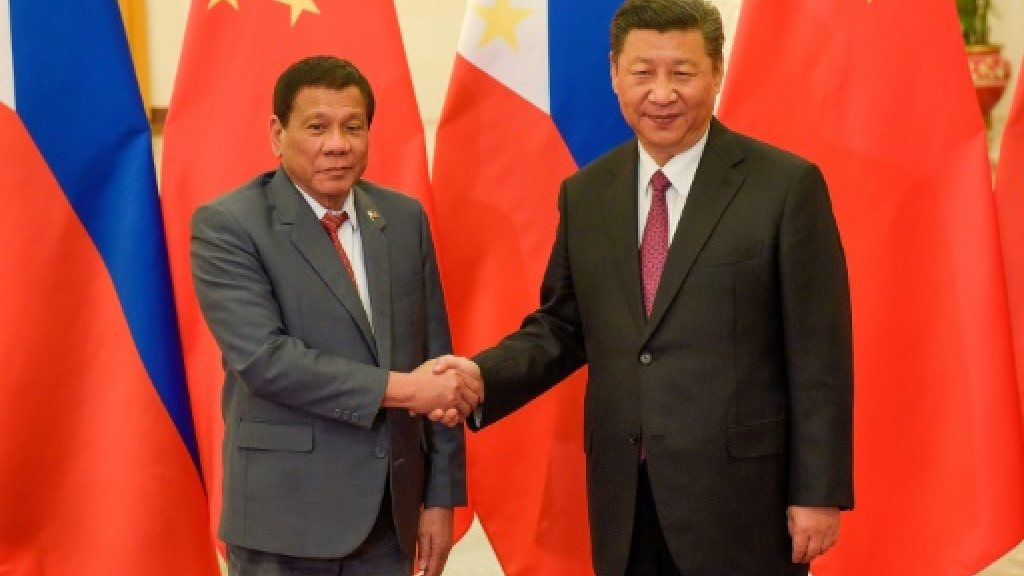 Philippines scraps sandbar plan after China anger: defence chief