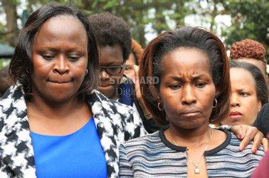 Gakuru, 51, is the second Nyeri County chief to die in office