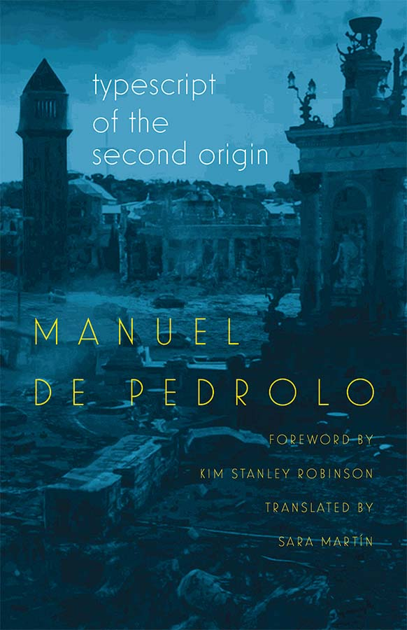 "test Twitter Media - Pedrolo's ""Typescript of the Second Origin"" coming to America in March 2018.  https://t.co/4dVmiV6L8u https://t.co/9XJ5JILhVx"