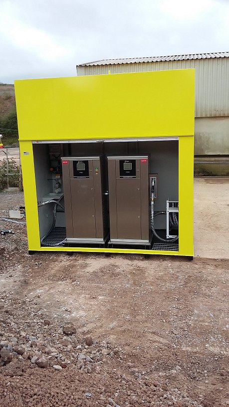 test Twitter Media - A recent delivery of a brand new 60,000 ltr bunded fuel storage tank complete with two high speed pumps. Fueltek can supply the complete fuel management package for further information please go to https://t.co/enTdZxi5a6 or call us on 01254 291391 https://t.co/jAdBLsEDoa