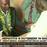 Fears of a Hepatitis B outbreak in Baringo