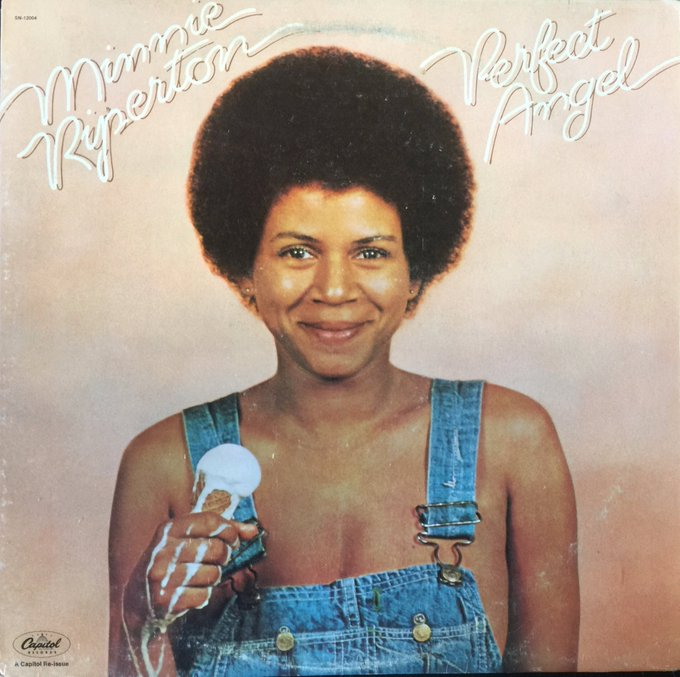 Happy Birthday Minnie Riperton! A Beautiful soul, singer and songwriter..