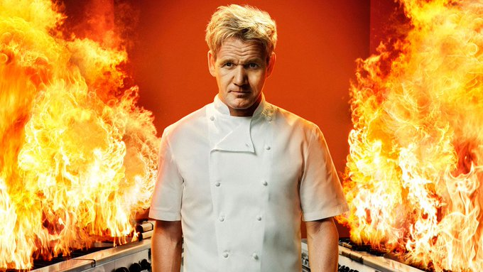 Happy Birthday to Gordon Ramsay who turns 51 today!