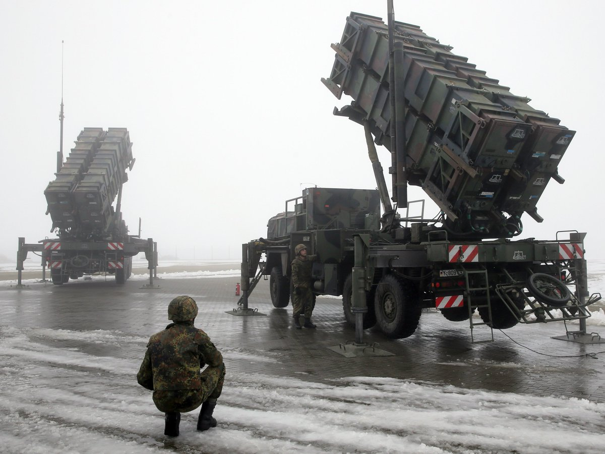 Sweden looking to purchase $1.5 billion Patriot air defence missile system