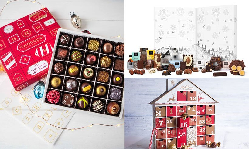 Treat yourself with our round up of the best luxury advent calendars for Christmas 2017: