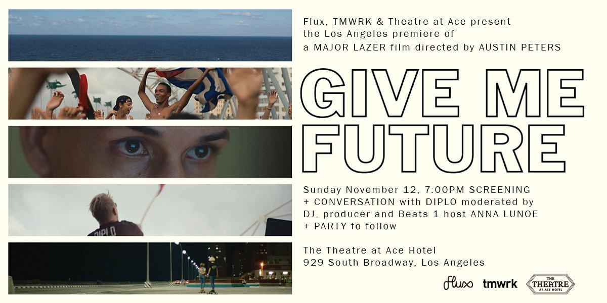 give me future screening this sun nov 12. doing a q&a w/ @annalunoe moderating �� : https://t.co/ni03rI7rpF https://t.co/aWn4fYTC7M