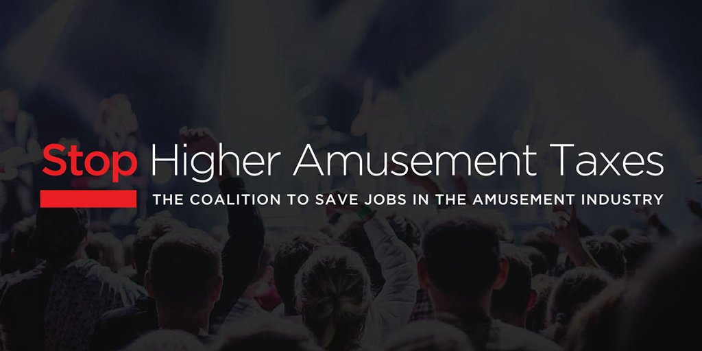 Politicians want to raise concert amusement taxes by 80%, costing Chicago jobs and more. https://t.co/YtBq1wvjbG https://t.co/O7OfPw12eQ