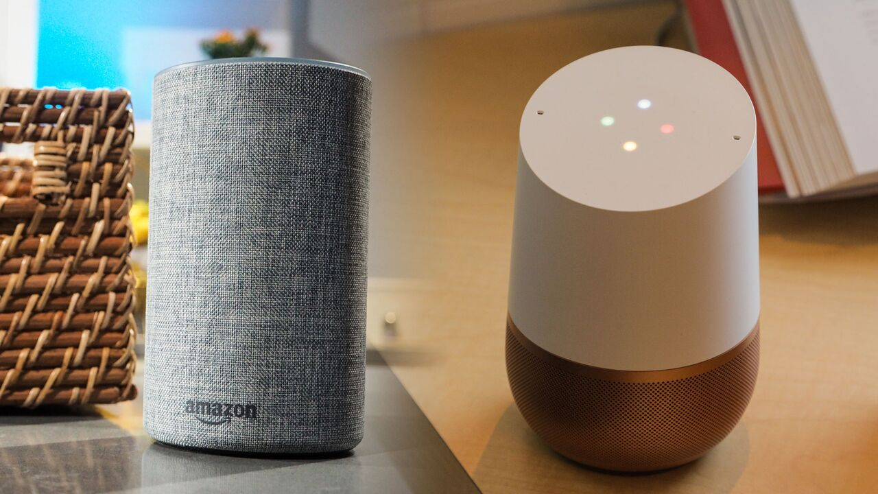 Voice-enabled smart speakers to reach 55% of U.S. households by 2022, says report https://t.co/dAhNWaOkWq https://t.co/0OshWiNPWC
