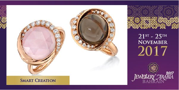 test Twitter Media - With a belief that all successful stories are determined by providing top quality service and creative design, Smart Creation strive towards this goal 💍 #smartcreation #jewelleryarabia2017 #elegant #beautiful #classy https://t.co/SoDvsbaHf0
