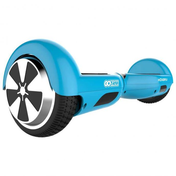 HOVERFLY Hoverboard by GOTRAX Giveaway (12/7 US)
