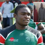 Four suspects detained over murder of rugby player Mike Okombe