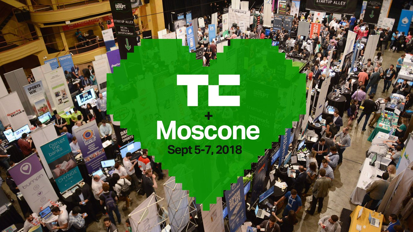Disrupt SF 2018 will be held at the Moscone Center West, Sept. 5-7 https://t.co/HntF8sGK9J #TCDisrupt https://t.co/nOcc7LUi9o