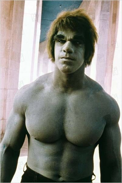 Happy 66th Birthday to the Hulk - Lou Ferrigno. I\m Not scared of you anymore