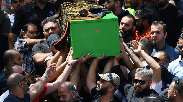 School crash victim Jihad Darwiche farewelled at emotional service