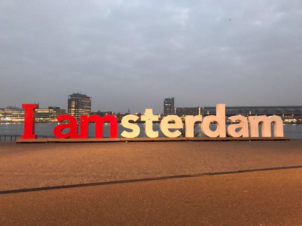 Morning Amsterdam ???????? https://t.co/6oFvBXTVAk