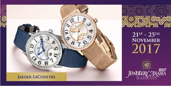 test Twitter Media - The life of a Jaeger-LeCoultre watch truly begins on the wrist of the man or woman who wears it. Such a creation is not an end in itself, but rather a starting point that opens a whole new world 💍 #jaegerlecoultre #jewelleryarabia2017 #elegant #beautiful #classy https://t.co/WDWNkjEMue