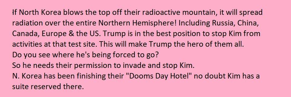 #NorthKorea