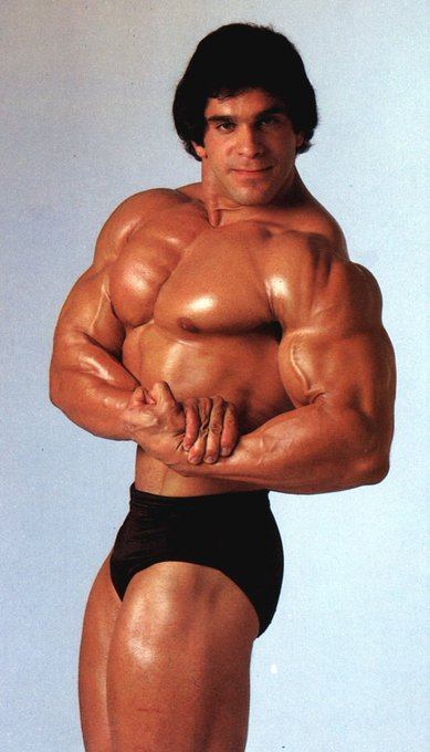 Happy Birthday to Lou Ferrigno    About: