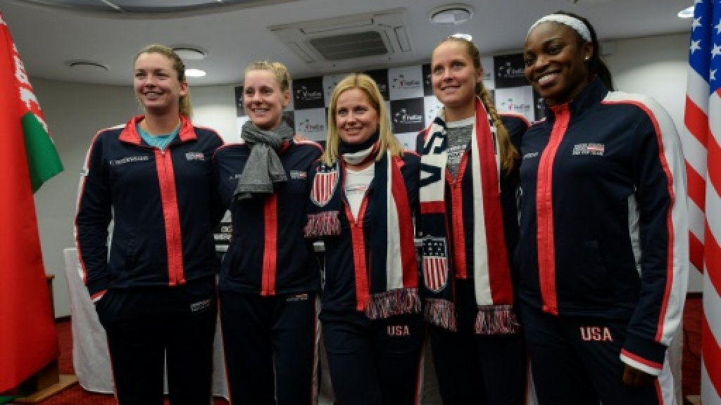 USA hope to end 17-year Fed Cup title drought