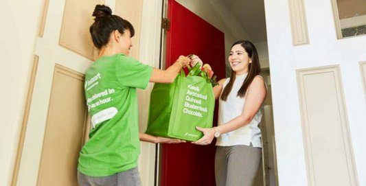 Dave's Markets starts same-day grocery delivery service today