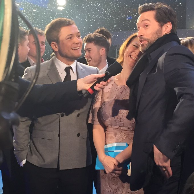 Happy Birthday  Taron Egerton  You are the brightest star