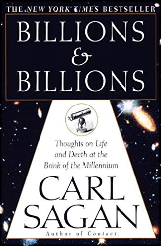 Billions and billions of congratulations Carl Sagan, HAPPY BIRTHDAY!!!