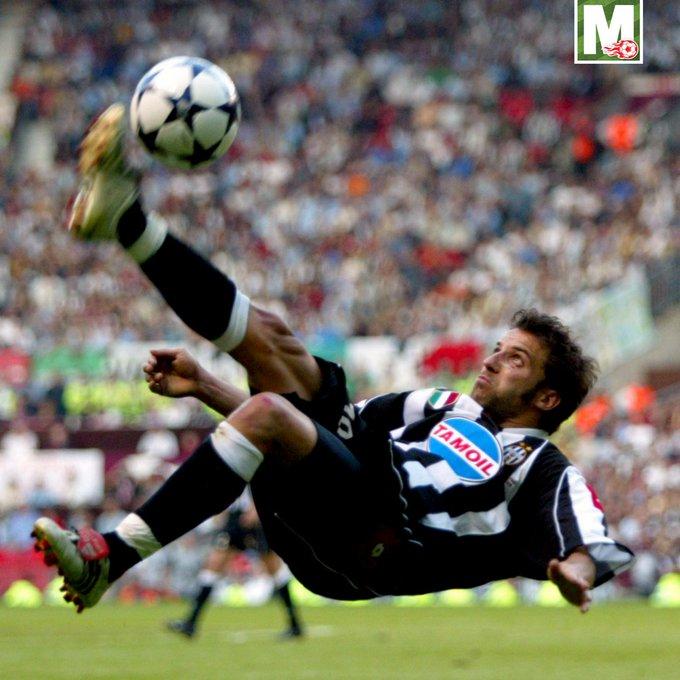 "MirrorFootball \"" Happy birthday, Alessandro Del Piero"
