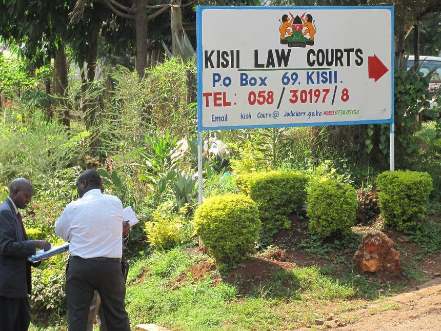 Court orders vote scrutiny, recount in Kisii polling station