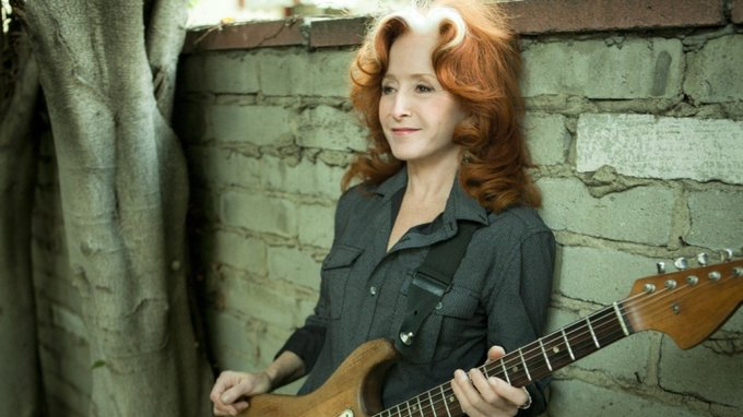 Happy Birthday Bonnie Raitt: Joining Jerry Garcia Band In 1987