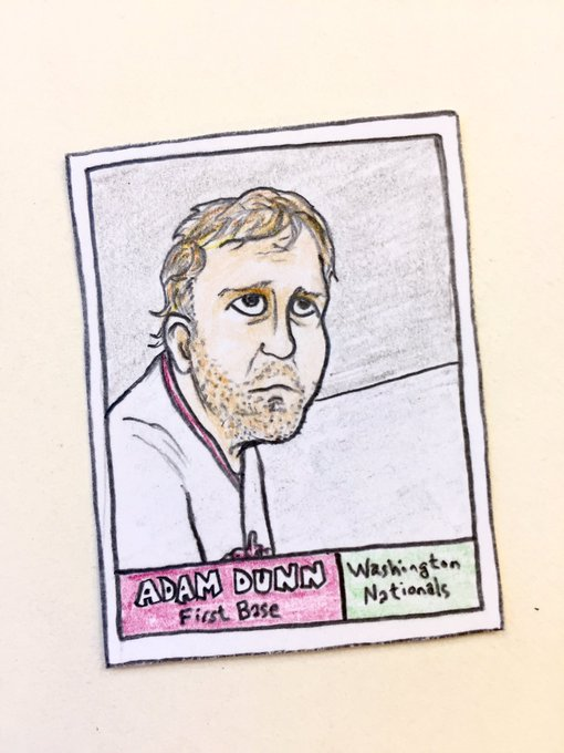 Happy birthday, Adam Dunn!