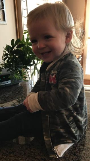 test Twitter Media - WHY ARE YOU WEARING CAMO? Today is @kccamoday. @parkvillemo commends & honors our many brave men & women that have fought to protect & continue to serve our nation. Buddy & Police Chief Chrisman's granddaughter are wearing camo in honor of #kccamoday. #BuddyParkerPKV https://t.co/mj7fmdeoSU