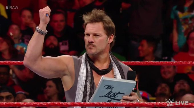 Happy Birthday To Chris Jericho!