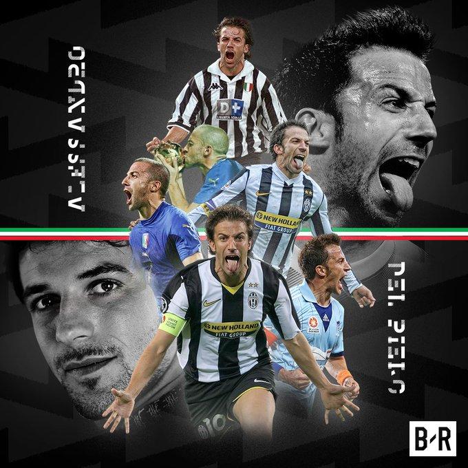 Happy birthday to Juventus and Italy legend, Alessandro Del Piero