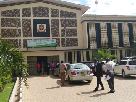 Homa Bay MCAs pass People's Assembly motion