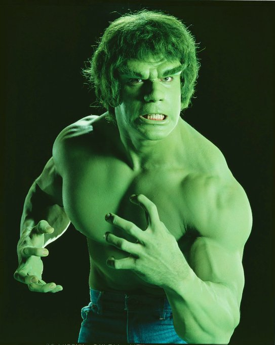 Happy birthday, Lou Ferrigno