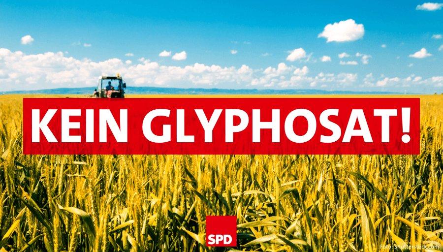 #Glyphosat