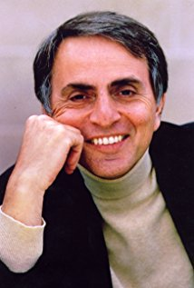 Extinction is the rule. Survival is the exception. Carl Sagan Happy Birthday