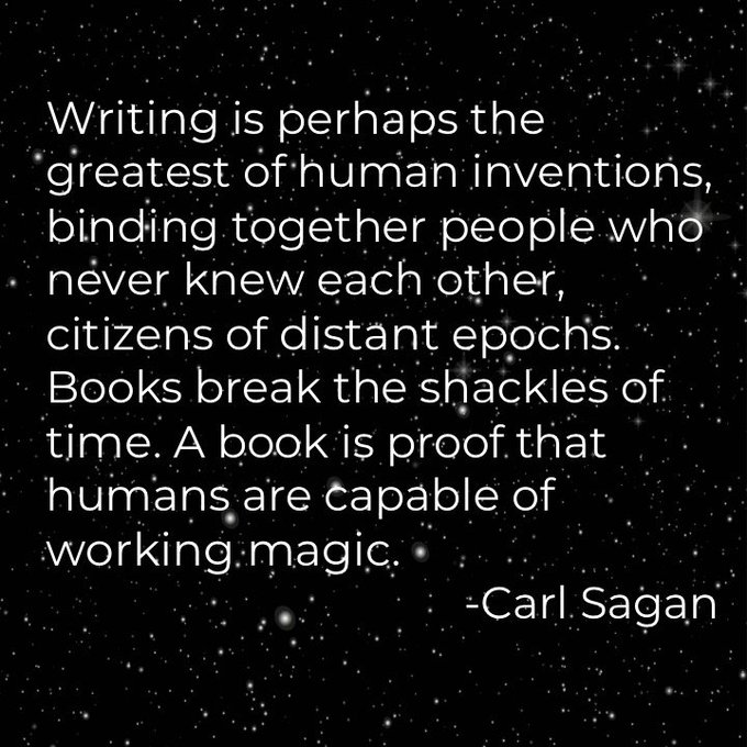 Happy Birthday to Carl Sagan!